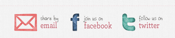 Link to Social Media on About Us Page