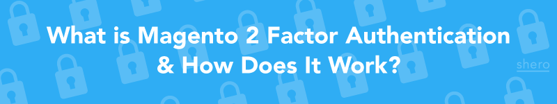 What is Magento 2 Factor Authentication & How Does It Works?
