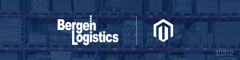 Bergen Logistics Warehouse Fulfillment Integration with Magento for Automated Shipments, Tracking Numbers and Inventory Syncing