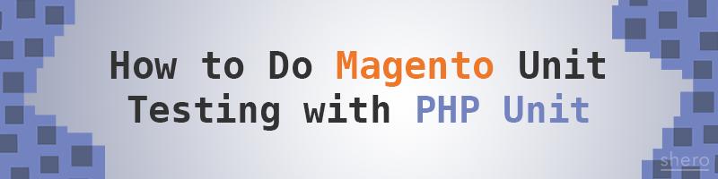 magento php unit